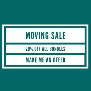 Other - MOVING SALE!